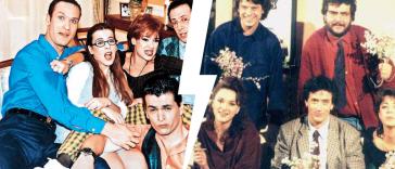 ελληνικές σειρές των '90s