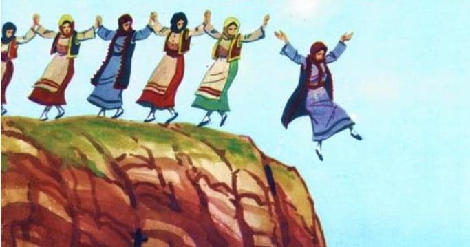 Για όσους μέχρι σήμερα πίστευαν ότι όντως χόρευαν οι Σουλιώτισσες πέφτοντας  απ' το Ζάλογγο - Μικροπράγματα