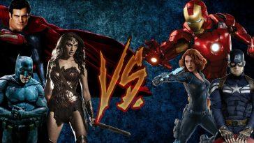 Να γιατί οι ταινίες της Marvel είναι καλύτερες από αυτές της DC