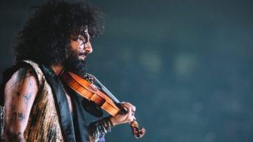 Ara Malikian: Πώς ένα βιολί άλλαξε τη ζωή αυτού του πρόσφυγα πολέμου