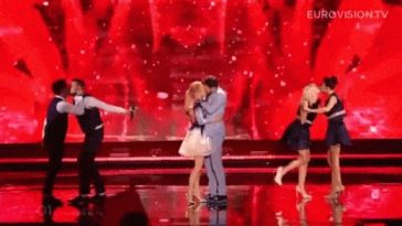 eurovision gifs