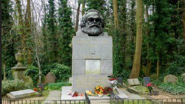 Μαρξ τάφος