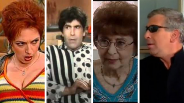 χαρακτήρες ελληνικών σειρών