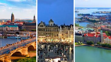ΚΟΥΙΖ: Μπορείς να αναγνωρίσεις αυτές τις ευρωπαϊκές μεγαλουπόλεις μόνο από τη φωτογραφία τους;
