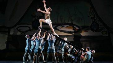 Δύο μπαλέτα για τον «Άσωτο Υιό» – 90 χρόνια από το θρυλικό μπαλέτο του Προκόφιεφ και του Μπαλανσίν