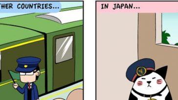 30 εικόνες που δείχνουν τις τεράστιες πολιτισμικές διαφορές της Ιαπωνίας με άλλες χώρες
