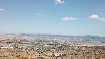 Η Αττική γη σείστηκε. Να το επίκεντρο του μεγάλου σεισμού στην Μαγούλα από ψηλά