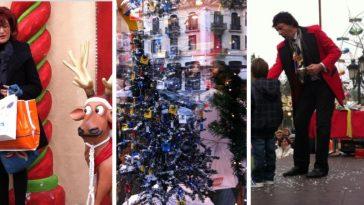Μια βόλτα στη Χριστουγεννιάτικη Θεσσαλονίκη του 2012, μέσα από 30 φωτογραφίες