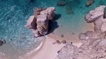 Ο ανέγγιχτος παράδεισος της Χαλκιδικής, στα σύνορα με το Άγιο Όρος