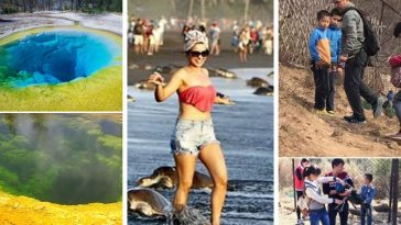 20 ντροπιαστικά περιστατικά στα οποία οι τουρίστες δεν σεβάστηκαν τίποτα