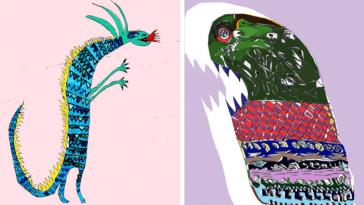Υποβρύχια Πτήση: Το βιβλίο που έγραψαν κι εικονογράφησαν έντεκα παιδιά (ηλικίας 7-11 ετών!)