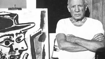 5 ενδιαφέρουσες πληροφορίες από τη ζωή του Pablo Picasso