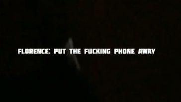 Η στιγμή του «Δημήτρη κλείσε την κάμερα» στη συναυλία της Florence