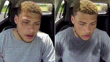 Αθλητής κάθισε μέσα στο καυτό αυτοκίνητό του για 8 λεπτά, για να μας ευαισθητοποιήσει