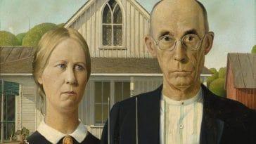Γιατί ο παράξενος πίνακας American Gothic παραμένει τόσο δημοφιλής;