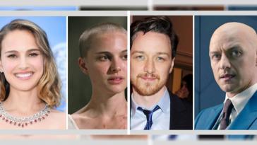 ΠΡΙΝ ΚΑΙ ΜΕΤΑ: 25 διάσημοι που ξύρισαν το κεφάλι τους