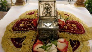 Τα χίλια κομμάτια της «άφθαρτης» καρδιάς του Ρώσου Άγιου Λουκά