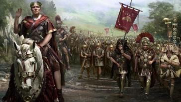 Ποια ήταν η λέξη με την οποία ο Ιούλιος Καίσαρας έληξε μια εξέγερση των στρατευμάτων του