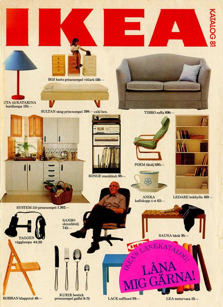 Πώς άλλαξε το «τέλειο σπίτι» της IKEA μέσα σε μισό αιώνα