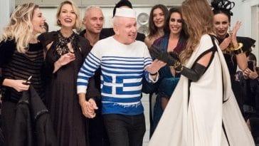 Μια κουβέντα με τον Ζαν Πολ Γκοτιέ για την καθημερινότητά του, την Ελλάδα και τη Μαντόνα