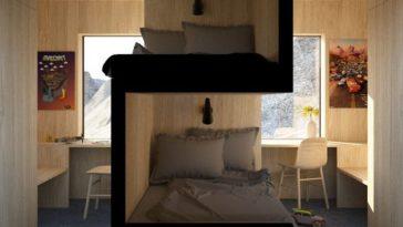 20 φανταστικές ιδέες για εξοικονόμηση χώρου σε μικρά διαμερίσματα