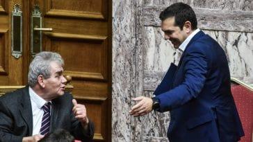 Tι εννοούσε ο Τσίπρας με την περίεργη δήλωση του για τον έλεγχο των αρμών της εξουσίας