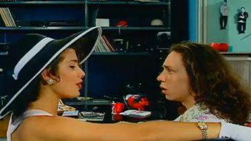 Όταν ο Αλκίνοος Ιωαννίδης έπαιζε σε σίριαλ με την Ελένη Μενεγάκη