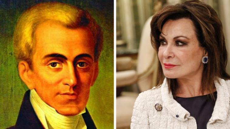 Ήταν δικτάτορας ο Καποδίστριας και γιατί η Γιάννα Αγγελοπούλου τον ...