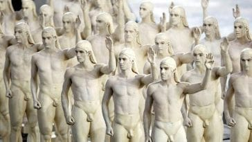 Για την λογοκρισία του γυμνού