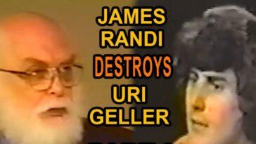 Όταν ο James Randi αποκάλυψε την απάτη του Uri Geller