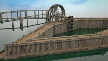 Αυτό το βιντεάκι δείχνει πώς χτίζονταν οι γέφυρες τον 14ο αιώνα