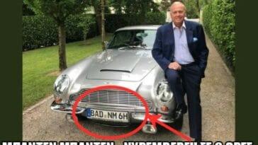 Όλοι γελάνε με τον Αντιδήμαρχο που του λείπει το Μπάντεν Μπάντεν και η Aston Martin του