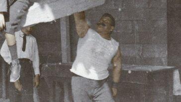 Ο αληθινός Τόφαλος: Ο Πατρινός αθλητής του οποίου το όνομα έμελλε να γίνει συνώνυμο του μεγαλόσωμου άνδρα